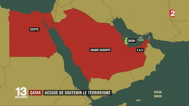 Qatar : le pays accusé de soutenir le terrorisme