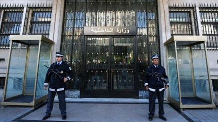 Le ministère de l'Intérieur à Tunis (1-11-2012) (AFP - Fethi Belaïd)