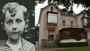 Christian Dior a passé toute son enfance dans cette magnifique villa de Granvillle transfomée aujourd'hui en musée dédié au couturier  (France 3 / Culturebox )