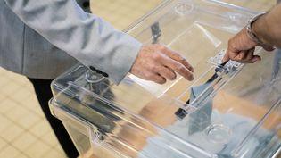 Plus de 400 millions d'Européens étaient appelés aux urnes, entre le 23 et le 26 mai 2019. (DENIS MEYER / HANS LUCAS / AFP)