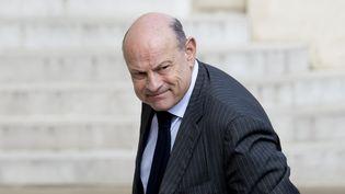 Jean-Marie Le Guen sur le perron de l'Elysée (Paris), le 18 juin 2014. (ALAIN JOCARD / AFP)