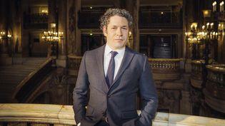 Gustavo Dudamel, le nouveau directeur musical de l'Opéra de Paris (JULIEN MIGNOT / OPERA DE PARIS)