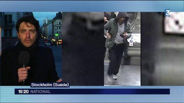 Attaque de Stockholm : le centre-ville bouclé