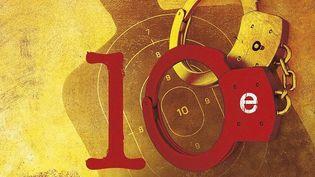 10e Fesival de Beaune : affiche (détail)  (DR)