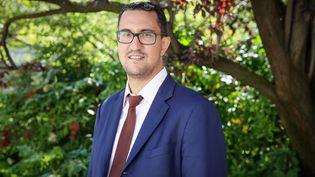 Le député LREMM'jid El Guerrab, le 20 juin 2017, à l'Assemblée nationale. (MAXPPP)
