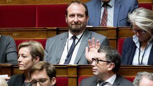 Le député LREM Christophe Arendle 25 octobre 2017 à l'Assemblée nationale. (MAXPPP)