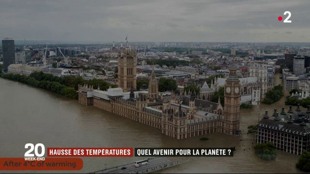 Réchauffement climatique : quelles conséquences avec +1,5°C ou +2°C ?