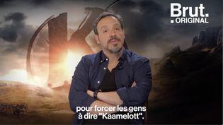 VIDEO. Alexandre Astier dit toute la vérité sur Kaamelott (BRUT)