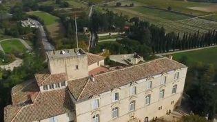 France 2 s'est rendu sur les hauteurs du Luberon (Vaucluse) à la découverte du château d'Ansouis qui a traversé les époques. Ses propriétaires l'ont acheté lors d'une vente aux enchères. (France 2)