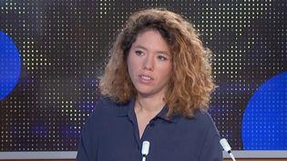 Charlotte Pudlowski (FRANCEINFO)