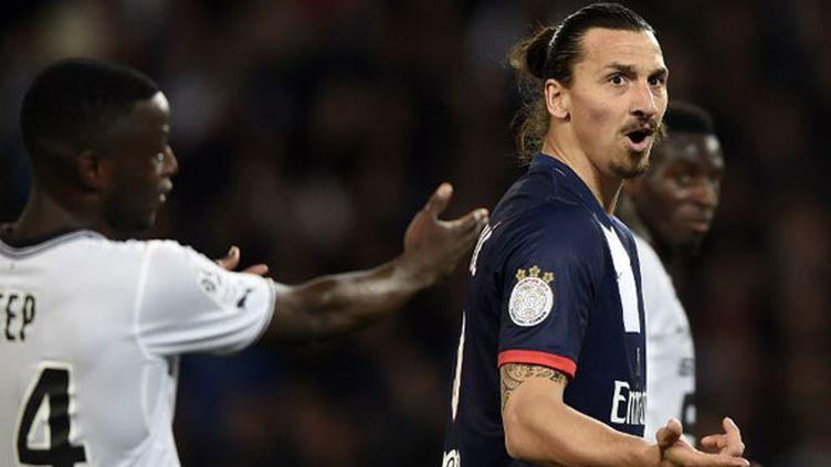 Zlatan Ibrahimovic de retour face aux Rennais