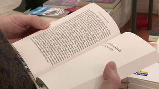 Marché du livre : l'occasion reste un bon plan pour vendeurs et lecteurs (France 2)