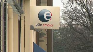 Pôle emploi - Valence. (CAPTURE ECRAN FRANCE 2)