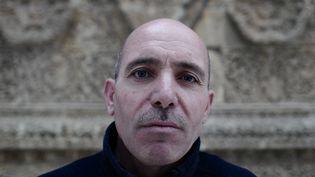 Mohamed al-Subeeh à Berlin en avril 2016  (John MACDOUGALL / AFP)