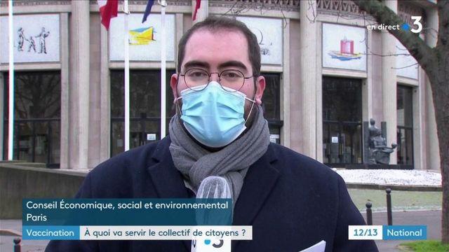 Vaccination : le rôle du collectif de citoyens voulu par Emmanuel Macron