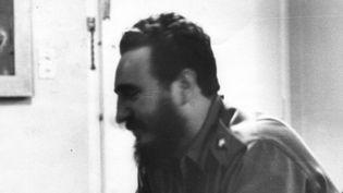 Fidel Castro à la Havane (Cuba), mai 1962 (PHOTO12)