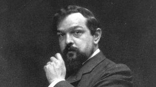 Claude Debussy vers 1905-1908.  (Manuel Cohen / MCOHEN)