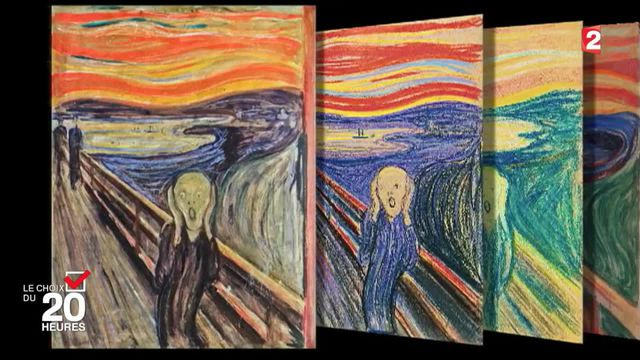 Dans les secrets du cri de Munch