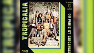 """""""Tropicalia"""", une révolution comparable à celle de """"Sgt Pepper's"""". (Philips)"""