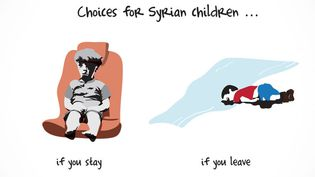 Le dessin deKhalid Albaih, mis en lignele 18 août 2016. (KHALIL ALBAIH)