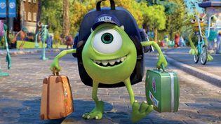 """""""Monsters Academy"""" le dernier film des productions Walt Disney/Pixar, film d'ouverture du Festival d'Annecy 2013  (The Walt Disney Company France )"""