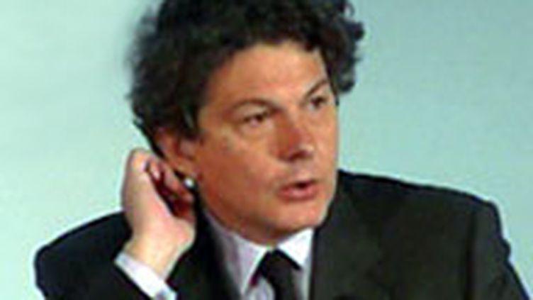 Thierry Breton, ancien ministre de l'économie