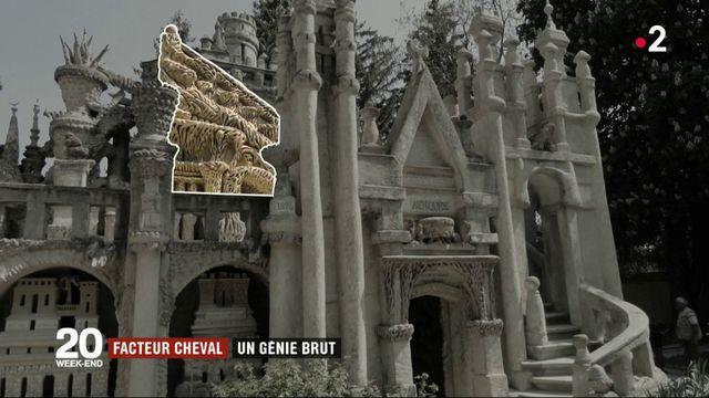 Cinéma : l'incroyable histoire du facteur Cheval, un rêveur devenu architecte de génie
