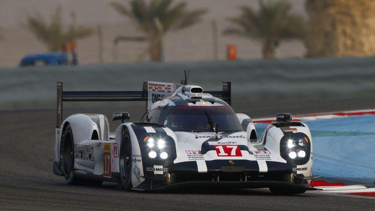 La Porsche 919 N.17 en pole aux 6H de Bahreïn (FREDERIC LE FLOC H / DPPI MEDIA)