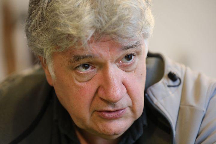 Jean-François Barnaba, au Blanc (Indre), le 7 décembre 2018. (MAXPPP)