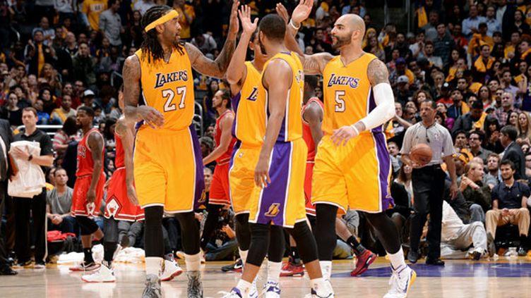 Le collectif des Lakers a fait la différence contre les Bulls