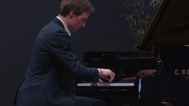Beethoven expliqué par le pianiste Gaspard Dehaene