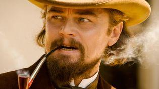 "Leonardo Di Caprio dans ""Django Unchained"", de Tarantino  (Sony Pictures Releasing France )"