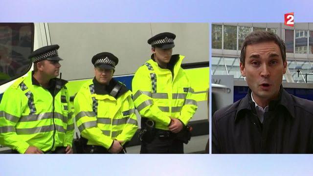 Royaume uni : les agents de police souffrent des restrictions budgétaires