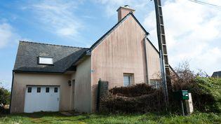 La maison d'Hubert Caouissin, le beau-frère de Pascal Troadec. (?WILLIAM JOUBREL/WOSTOK PRESS / MAXPPP)