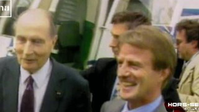 Complément d'enquête : Quand BHL convainc François Mitterrand d'aller à Sarajevo
