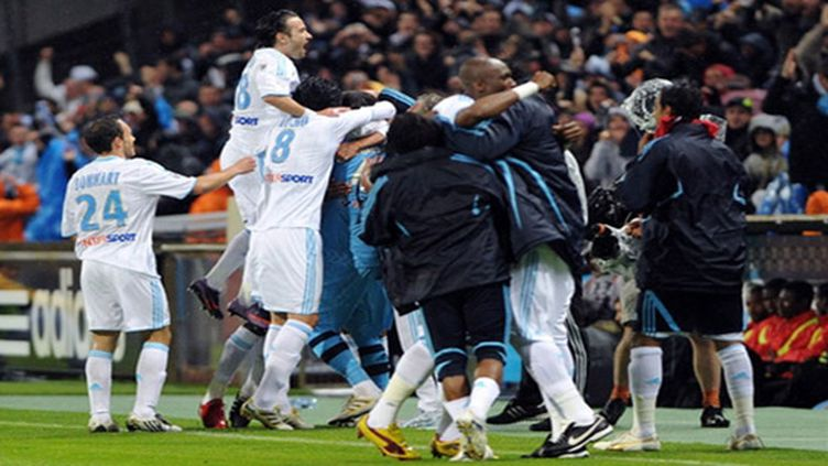 Marseille décroche enfin le titre