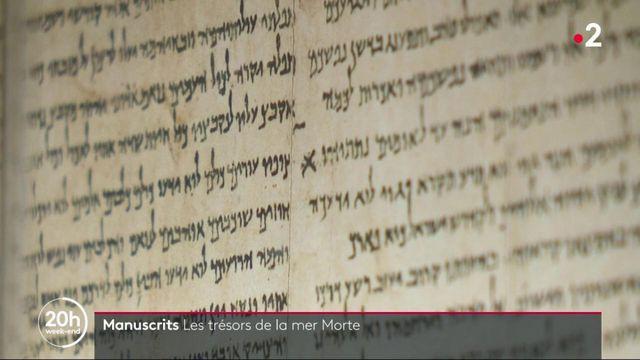 Israël : des archéologues découvrent un morceau de parchemin biblique