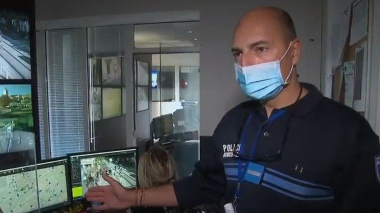 Police Nice (FRANCEINFO)