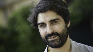 Le journaliste de Mediapart, Fabrice Arfi, le 29 juillet 2016. (MAXPPP)