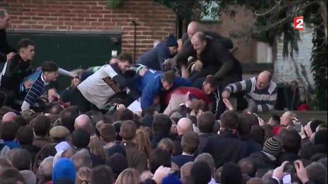 Royaume-Uni : le plus long match de footbball