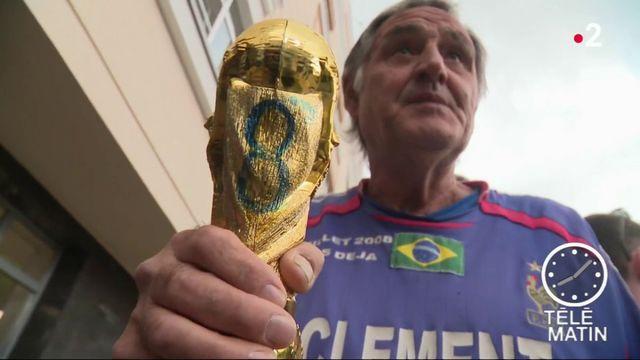 Coupe du monde : les supporters des Bleus se méfient de l'Uruguay