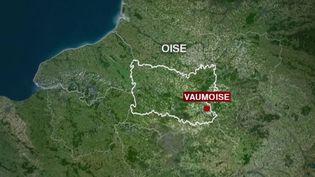 Après le décès d'un enseignant de l'Oise, de nombreux habitants s'interrogent sur le Covid-19. Comment l'homme de 60 ans a-t-il été contaminé ? (FRANCE 2)