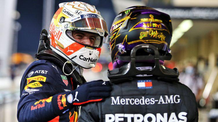 Max Verstappen remporte le Grand Prix d'Abu Dhabi (FIA/F1 HANDOUT / MAXPPP)