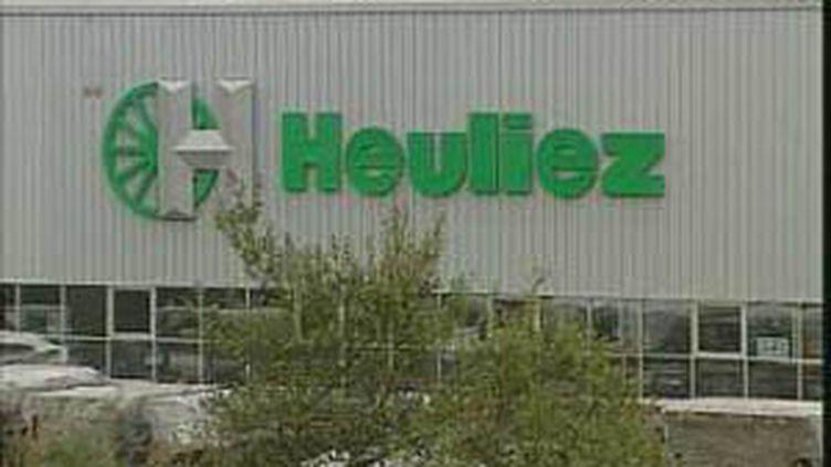 L'usine Heuliez à Cerizay (Deux-Sèvres) (France 3) (© France)