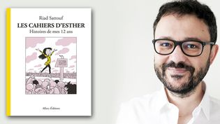 "Riad Sattouf publie ""Esther - Histoires de mes 12 ans"" (Allary Editions)  (Renaud Monfourny)"