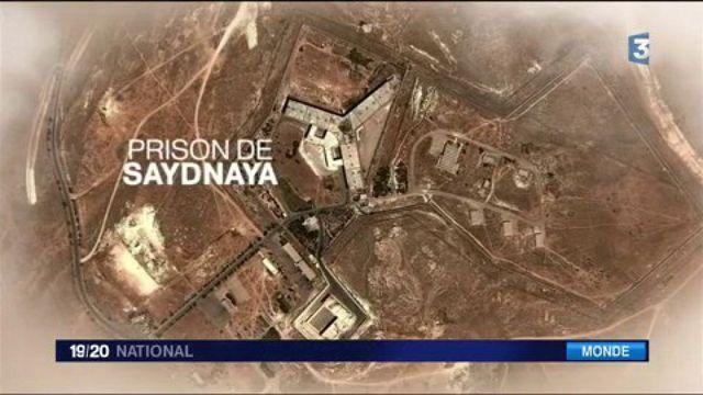 Syrie : Amnesty International dévoile l'existence d'une prison d'extermination et de pendaisons de masse