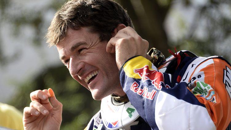 Marc Coma un peu plus dans la légende du Dakar