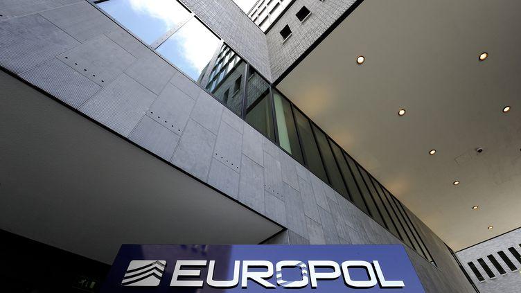 Le siège d'Europol à la Hague. (LEX VAN LIESHOUT / ANP)