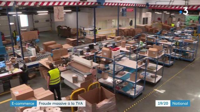Commerce : fraude massive à la TVA sur les sites de vente en ligne