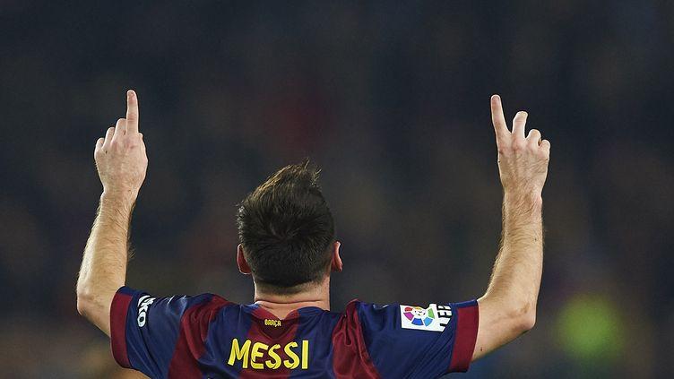 Lionel Messi (FC Barcelone) (S.LAU / GRUPPO/S. LAU)